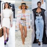 Set Of Brand New Spring Fashion Developments